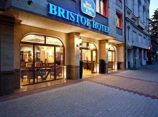 布里斯托尔贝斯特韦斯特普勒斯酒店