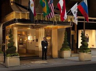纽约华尔道夫阿斯托里亚酒店