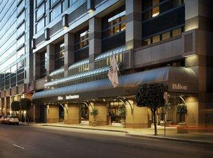希尔顿旧金山联合广场酒店