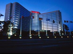 洛杉矶机场喜来登港威酒店
