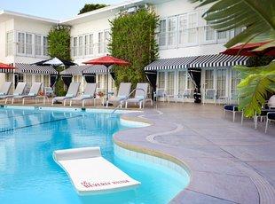 比佛利希尔顿酒店