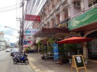普吉岛蓝色青年旅馆