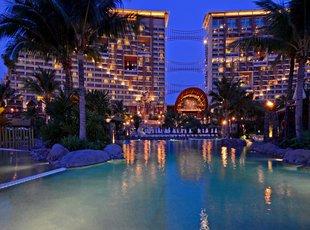 芭达雅圣塔拉幻影海滩渡假酒店