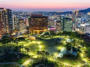 首尔希尔顿千禧酒店