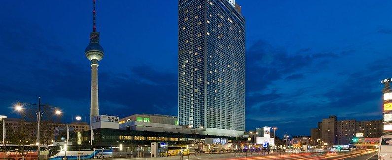 雷迪森柏林亚历山大广场酒店(park inn by radisson berlin alexander图片
