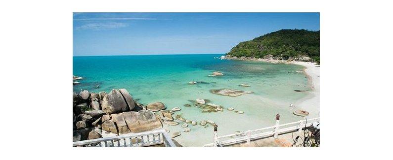 泰国酒店 苏梅岛 (及周边岛屿) 水晶湾海滩渡假村
