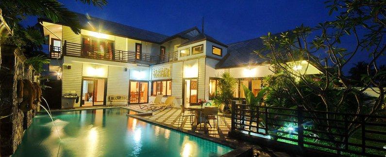 泰国酒店 苏梅岛 (及周边岛屿) 苏梅岛太阳别墅