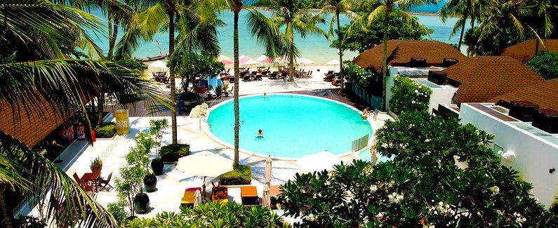 泰国酒店 苏梅岛 (及周边岛屿) 艾亚兰海滩广场酒店  全部图片(32)