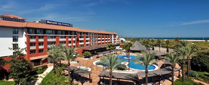 巴瑟罗克里斯蒂娜岛酒店(barceló isla cristina)