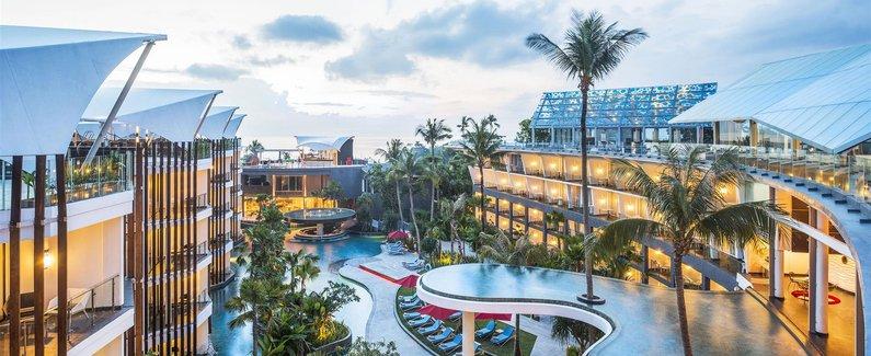 巴厘岛金巴兰艾美酒店