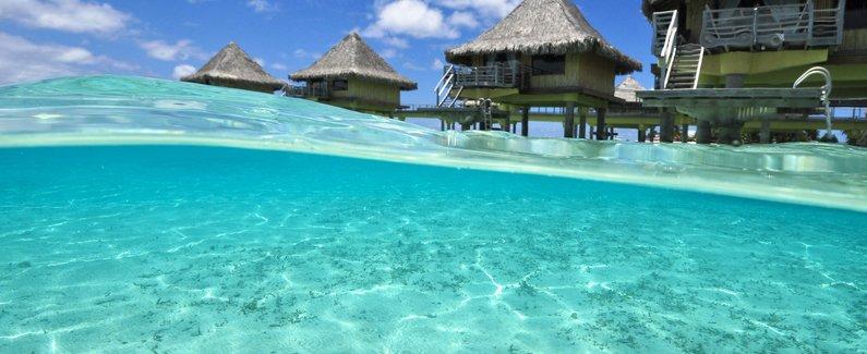法属波利尼西亚酒店 波拉波拉岛 洲际度假酒店  全部图片(31)