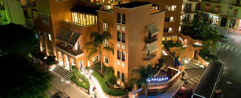 阿耳忒弥斯酒店(artemis hotel)