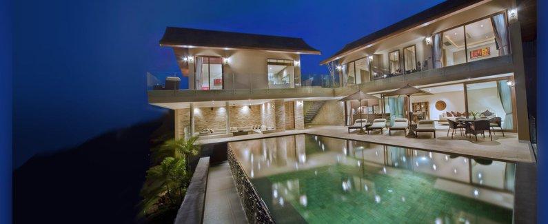 泰国酒店 苏梅岛 (及周边岛屿) 岩石水联排别墅公寓  全部图片(37)