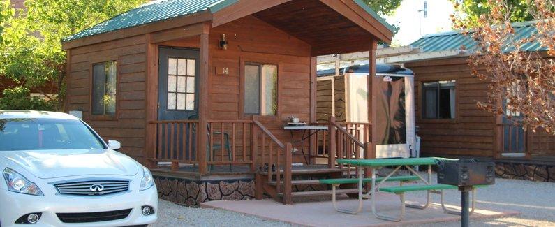 莫阿布山谷房车度假村及营地(moab valley rv resort & campground)