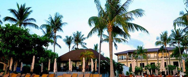 苏梅岛艾亚兰海滩广场酒店(iyara beach hotel & plaza samui)