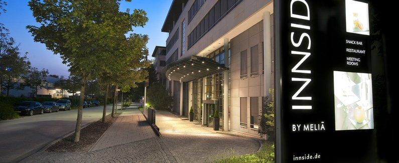 【怡思得慕尼黑梅斯美利亚酒店 Innside By Melia M 252 Nchen Neue Messe 预订】慕尼黑及