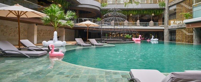 巴厘岛努沙杜瓦水晶奢华海湾度假村(the crystal luxury bay resort