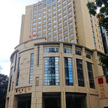 广州越秀宾馆金钥匙楼层