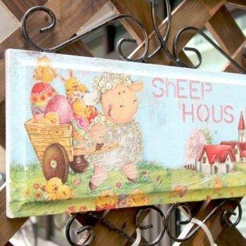 Sheephouse羊咩咩主题民宿图片0