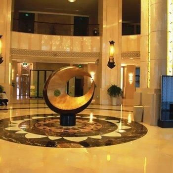 灵石明月酒店酒店预订