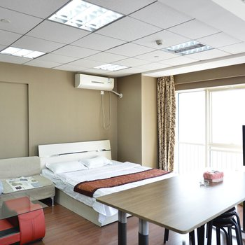 大连恩吉酒店式公寓(星海大观店)图片18