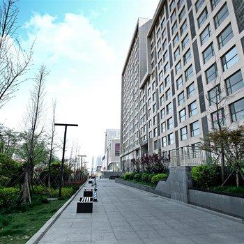 乐家轩创意主题服务公寓(青岛大拇指广场店)图片16