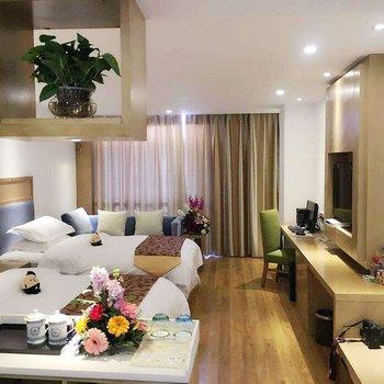 雅安碧峰大酒店酒店预订