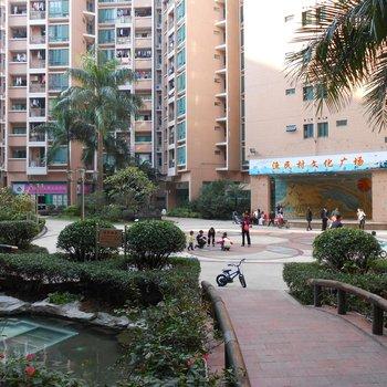 深圳绿色田园短租公寓图片9