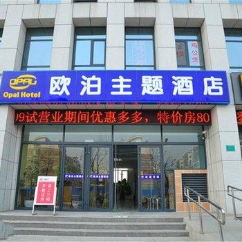 淄博欧泊主题酒店图片3