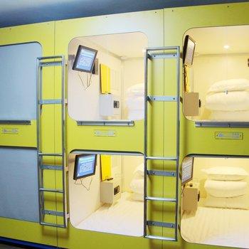 成都果壳舱式青年公寓图片4