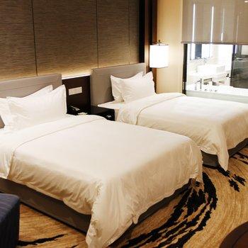孝感乾坤国际大酒店高级双床房