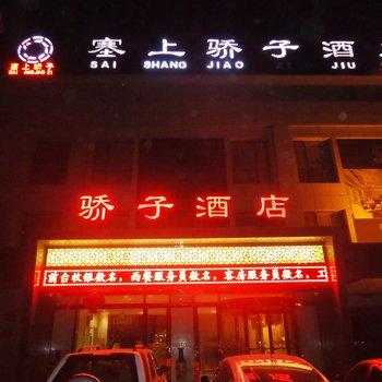 银川塞上骄子酒店
