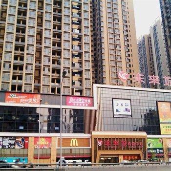 武汉1厘米公寓式酒店(地铁街道口站店)图片6