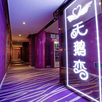 天鹅恋情侣主题酒店(武汉积玉桥店)图片2