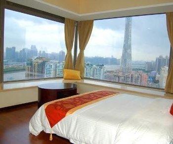 广州珠江新岸公寓图片