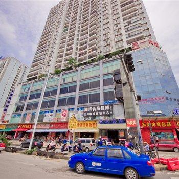 南宁天巢商务宾馆(火车站店)