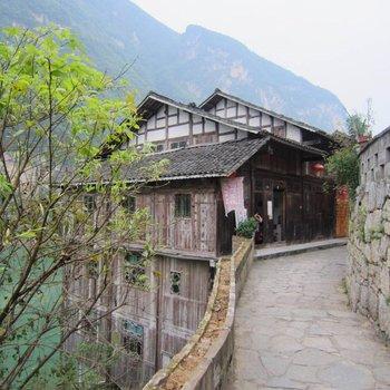 重庆酉阳龚滩古镇龙门客栈图片9