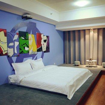 银川窝牛主题公寓酒店