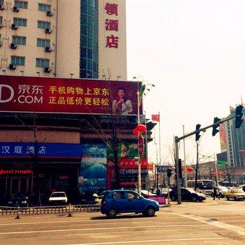 丹东站附近酒店