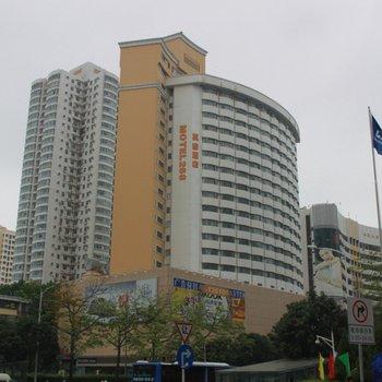 莫泰268(深圳华强地铁站店)(原深圳华强店)