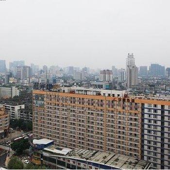 成都馨佳缘酒店公寓宽窄巷子新城市广场店