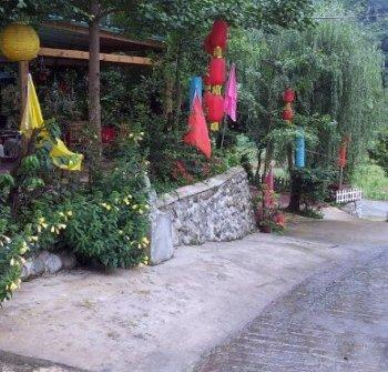 成都彭州马家庄农家乐图片22