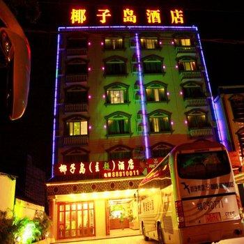三亚椰子岛主题酒店图片7