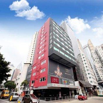 香港铜锣湾太平洋帆船酒店