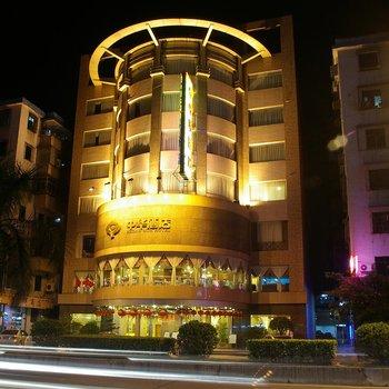广州中华酒店图片