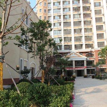 南戴河紫澜香郡海景公寓酒店预订