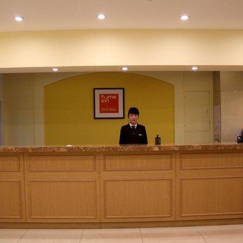 如家快捷酒店葫芦岛火车站店酒店预订