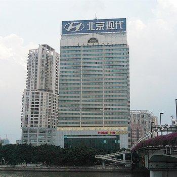 如家快捷酒店(广州滨江西路人民桥文化公园地铁站店)图片