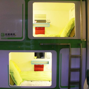 吉林市窝牛太空舱青年旅舍(原优格青年)图片3