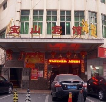 东莞樟木头人民医院-门诊部附近酒店